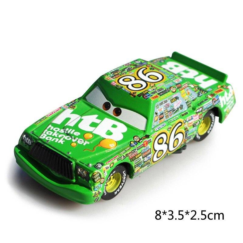 Disney Pixar Cars 2 Model Car Toys 7