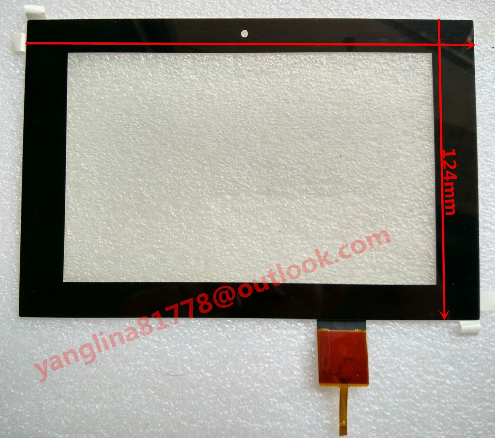 New Original 7 Inch Touch Screen Display On The Outside Hand-written Screen RTR2B7V1 Free Shipping