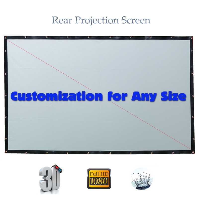 rear projection screens Av stumpfl 15′ x 26'9″ rear projection screen 15′ x 26'9″ screen frame  with rear projection surface add to quote loading.