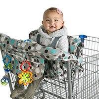 Антибактериальные сиденье Подушки Travel Organizer жгут детские тележки крышкой супермаркет младенцу стул Bolsas де тела