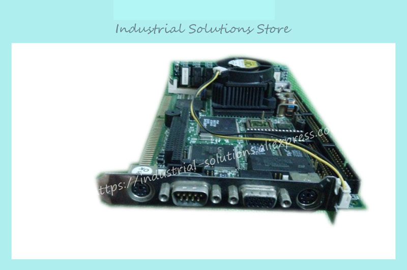 SBC8251 REV:C2 Industrial Motherboard 586 ISA Half-Size CPU Card Working 100% tested perfect quality