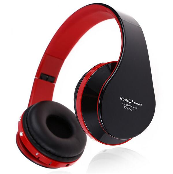 Good quality EB203 Wireless Folding Stereo Bluetooth Headphone Noise Cancelling Headset With Mic, Support TF Card, FM Radio hifi deep bass wireless stereo bluetooth headphone noise cancelling headset with mic support tf card fm radio