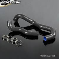 Silicone Radiator Hose Kit For Ford F250 6 0L Diesel Twin Beam 2003 2007