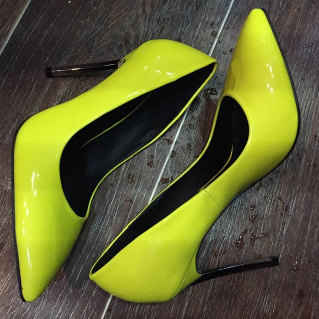 Sexy Shoes Woman High Heels Sandal Stiletto Heels Women Pumps Party Wedding Shoes Patent Leather Womens Shoes