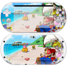 Free drop shipping Customizable for Sony PSVITA 2000 Skin Stickers Custom Made Personalized Decal TN PV2000