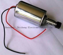 spindle 200w motor air-cooling cnc spindle dc motor CNC Engraving Machine ER11 3.175mm collets machine tool