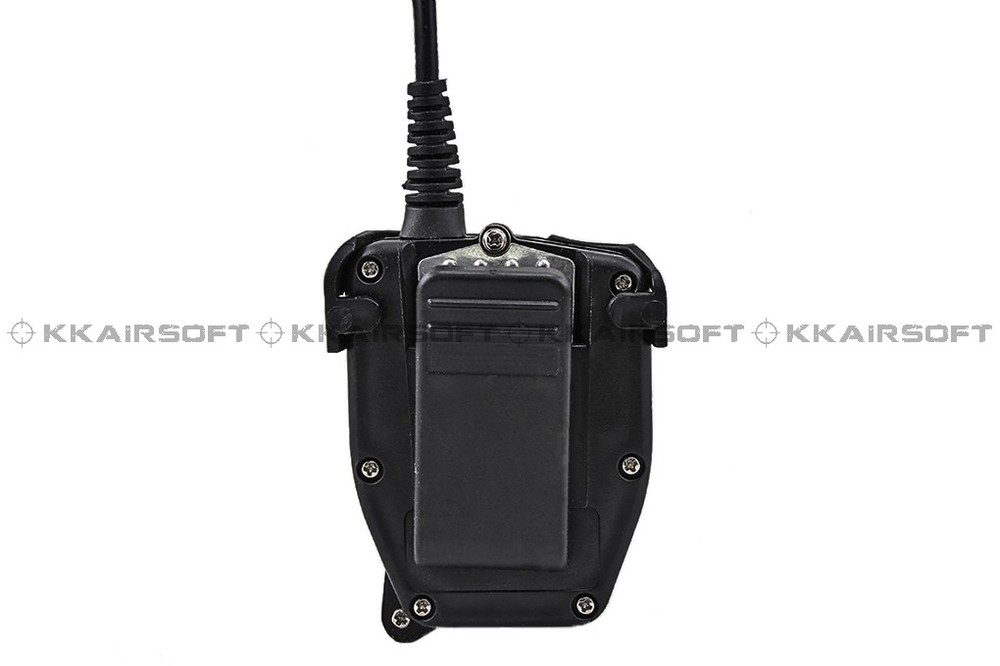 Element headphone Peltor PTT Military Headset adaptor for ICOM EX112