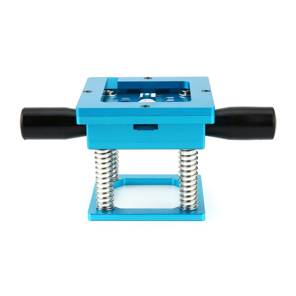 Meatl BGA Reballing Station Reball Kit Magnetism Lock Universal Stencil Solder Ball Rework Table Plant Universal цена