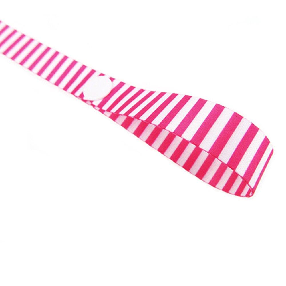 Новая Детская Соска с зажимом, Детская Нескользящая вешалка, держатель для ремня, игрушки, ремень для коляски, фиксированная Автомобильная цепочка для соски# CE25 - Цвет: M