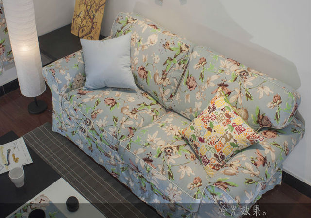 IKEA EKTORP 2 Two Seats Sofa Cover Different Colors Custom Made  Extraordinary (SlipCover ONLY