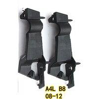 Front Side Car Bumper Bracket for Audi A4L B8 B9 2008 2009 2010 2011 2012 2013 2014 2015 Genuine Support Auto Bumper