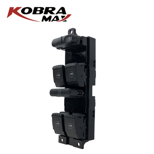 Image 5 - Kobramax Car Window Lifter Control Switch Left Front Switch 1JD959857   For Volkswagen Automotive Professional Car Accessories