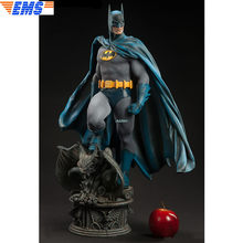 "25 ""SS 3001312 Estátua The Avengers Superhero Full-Length Retrato do Busto PF Série Batman Ação PVC Modelo de Brinquedo CAIXA 64CM Z2141(China)"