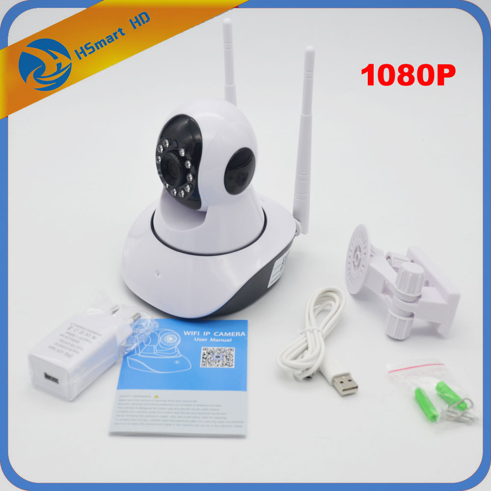 1080p Ip Hd Camera Wireless Home Security Ip Camera 3g
