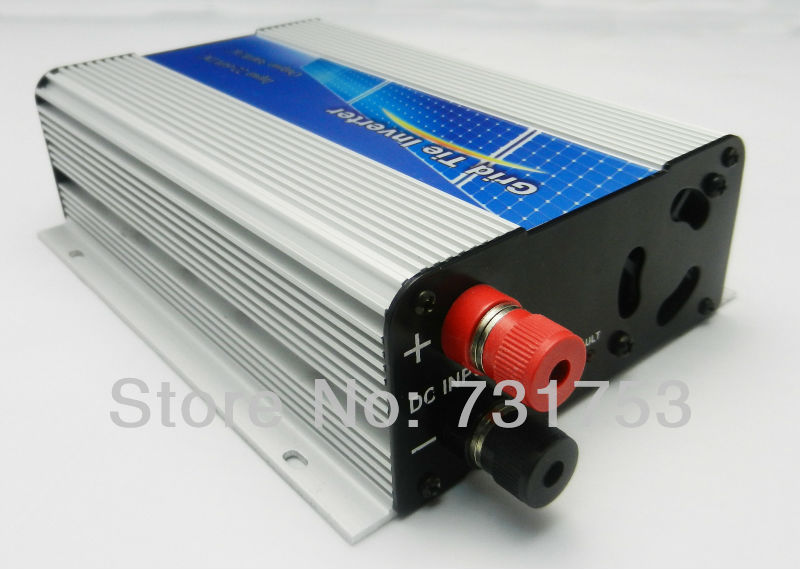 MAYLAR@ 22-60VDC 300W Dc to Ac Solar Grid Tie Power Inverter,Output 90-260VAC,50Hz/60Hz 300w solar grid on tie inverter dc 10 8 30v input to two voltage ac output 90 130v 190 260v choice