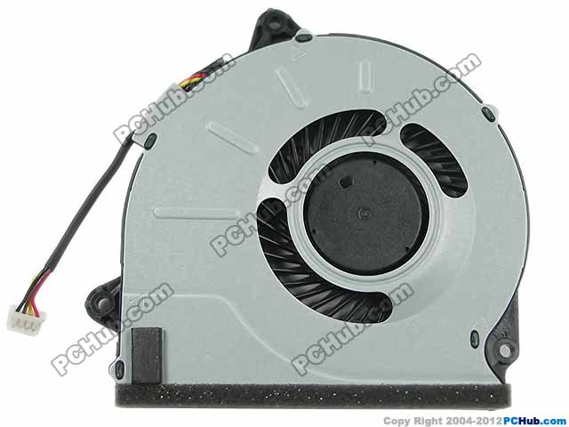 Emacro for FCN DFS531005PL0T FGKG Server Laptop Fan DC 5V 0.50A 4-wire emacro for nonoise a8025h24b server square fan dc 24v 0 095a 80x80x25mm 2 wire