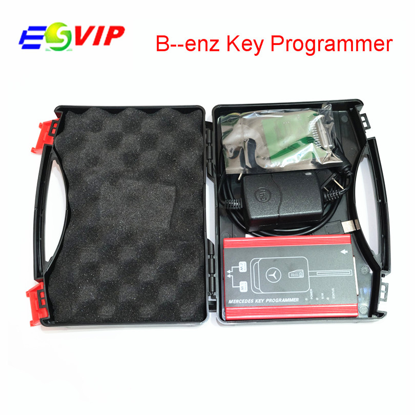 DHL free Professional Auto Key Programmer For Mer---cedes Ben--z k--ey programming tool hot sale ak500 key programmer with eis skc calculator ak500 key programmer with high quality dhl free