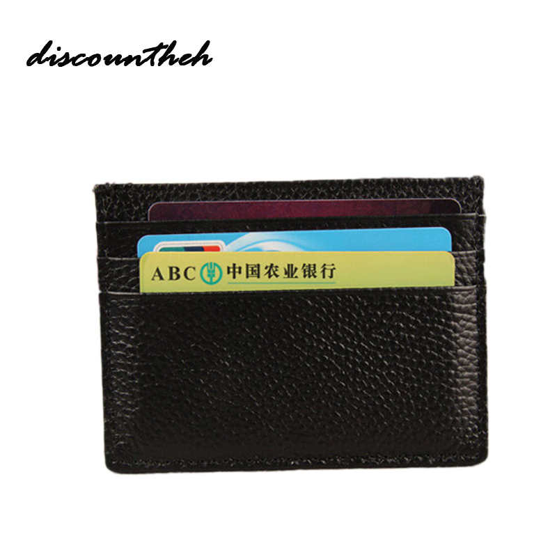 Coin Purse Wallet Male Ultra-thin Card Package Multi-card Bit Bank Card Sleeve Men And Women