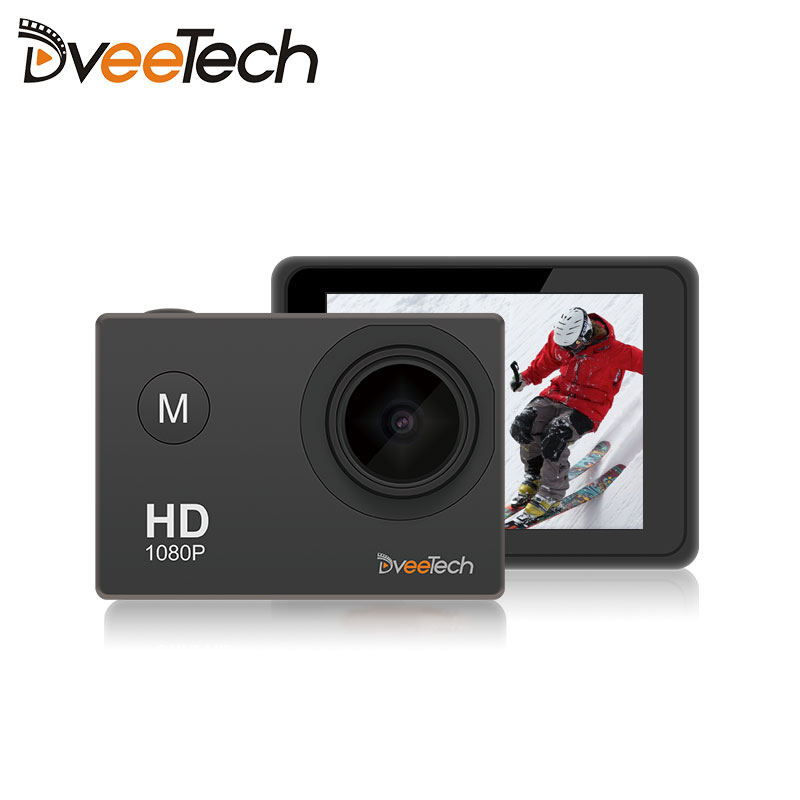 Sports Camera Wifi Waterproof 30M 1080p Full HD Underwater Cam Mini Portable Camcorder for Bicycle S3 / S3 R Action DVR