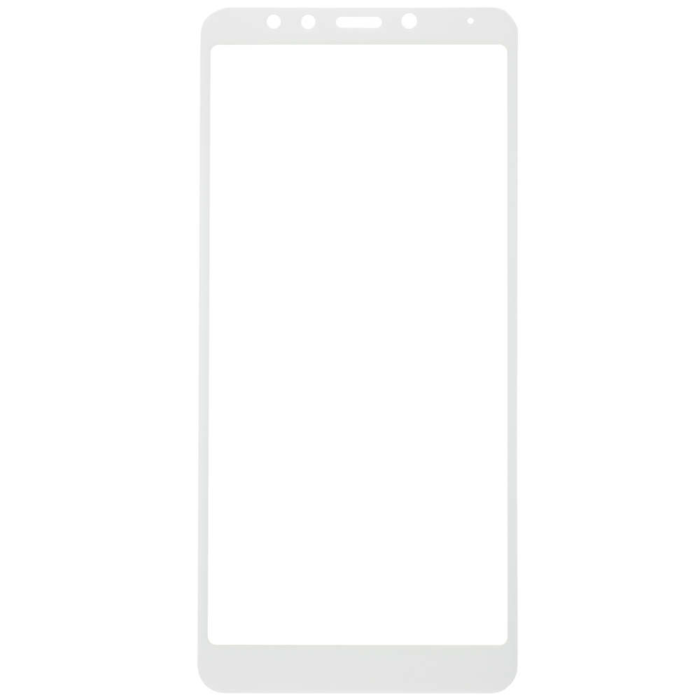 Protective glass Red Line for Xiaomi Redmi 5 Full Screen white