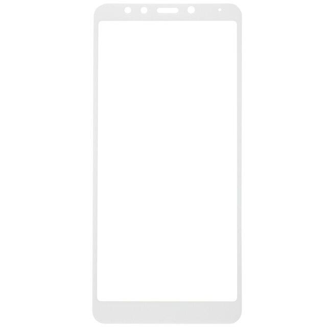 Защитное стекло Red Line для Xiaomi Redmi 5 Full Screen белое