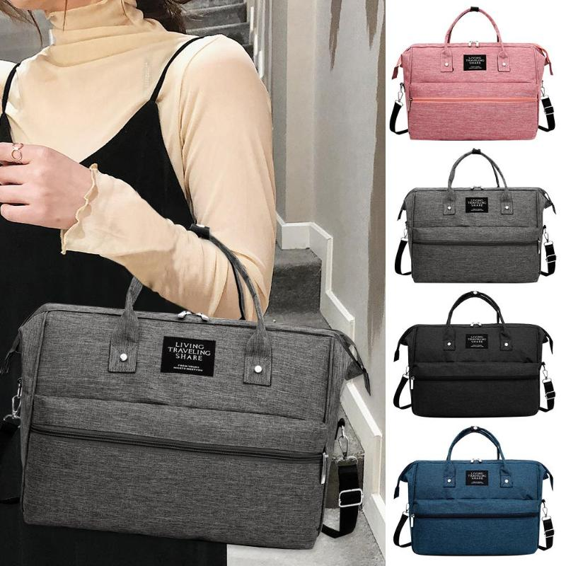 Mummy Diaper Bag Travel Shoulder Crossbody Handbags Large Capacity Maternity Nappy Bag