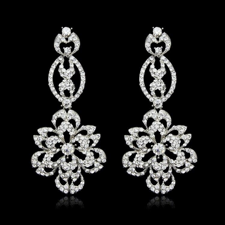 2017 Promotion Crystal Danbihuabi Fashion New Chandelier Long Drop ...