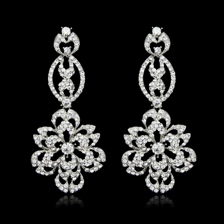 Online Get Cheap Chandelier Earrings Rhinestone Aliexpress – Cheap Chandelier Earrings