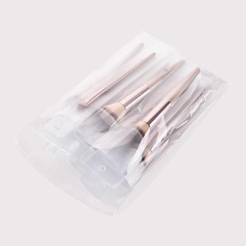 Professionale completo Set Donna fashion Pennelli Prodotti di base 1Pcs Spazzole di Trucco Set Ombretto Pennello Cosmetico Correttore In Polvere