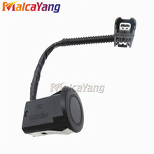 Sensores de aparcamiento 39693SWWG01 39693-SWW-G01 para CRV, envío libre, de color negro, Sensor ultrasónico, Sensor automático
