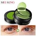 MEIKING Collagen Crystal Eye Mask Gel Eye Patches 60pcs Eye Care Sleep Masks Remover Dark Dircles Anti Age Bag Eye Wrinkle Patch