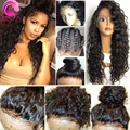 Glueless Full Lace Human Hair Wigs For Black Women Natural Hairline Lace Front Wigs Brazilian Virgin Hair Curly Full Lace Wigs