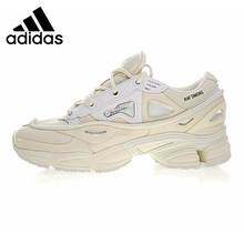 sneakers for cheap 4adfb 7deb2 Adidas X Raf Simons Ozweego 2 Women s Running Shoes White Shock Absorption  Non-slip