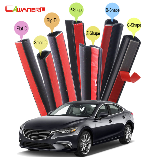 Cawanerl dla Mazda 6 929 Atenza Millenia samochodu, uszczelnienie, pieczęć, zestaw taśmy gumowa uszczelka uszczelnienie krawędzi wykończenia kontroli hałasu