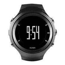 EZON Supercross corredores de maratón profesional GPS reloj reloj deportivo al aire libre con temperatura medida de la frecuencia cardíaca resistente al agua G3