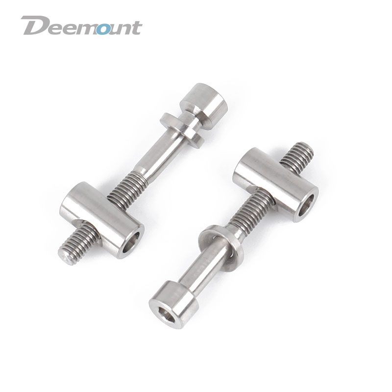 2-Pack Thomson Elite//Masterpiece Replacement Seatpost Clamp Bolt//Nut//Washer Set
