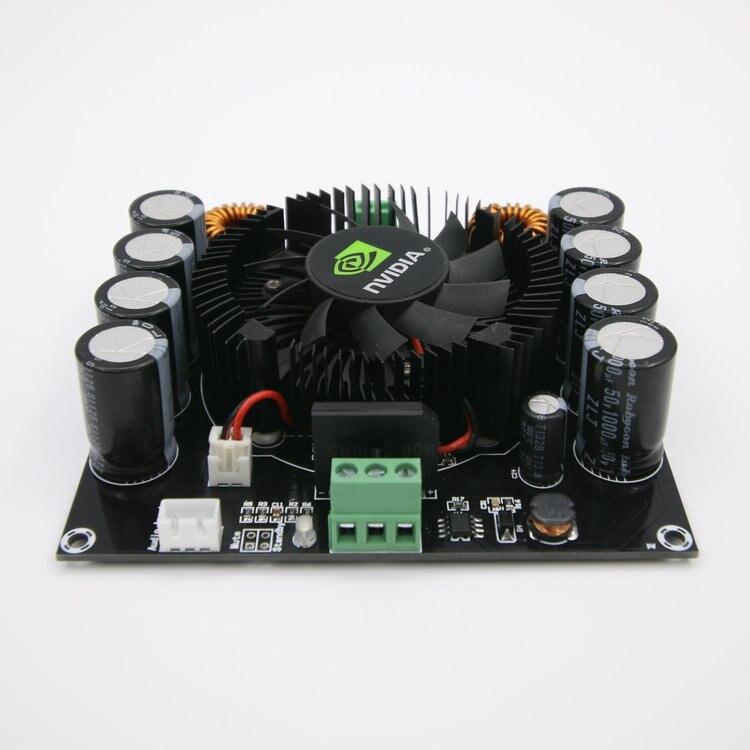 420W de alta potencia TDA8954 L Mono 1ch Digital Amplificador de potencia de Audio de clase AD AMP Amplificador