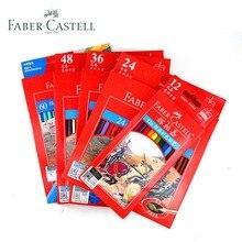 Ограниченное предложение Faber Castell 60 Цветные карандаши Премиум Ляпис de cor Профессиональный Классический эскиз набор для рисования Книги по искусству поставщик секрет раскраска