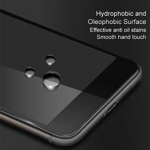 Image 5 - מלא דבק מסך מגן עבור Xiaomi Redmi 9 9A 9C 7A 8 הערה 9 9S 8 7 פרו זכוכית עבור Xiaomi Mi 10 לייט מזג זכוכית טלפון סרט