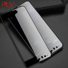 PLV Full Cover Protective Tempered Glass For Huawei P10 P9 P10 lite Screen Protector For Honor 8 8 lite Tempered Glass Film