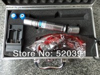 Wholesale Free Shipping Blue Laser Pointers 8000mw 450nm Burn Match Pop Balloon Cigarettes Battery Changer Gif