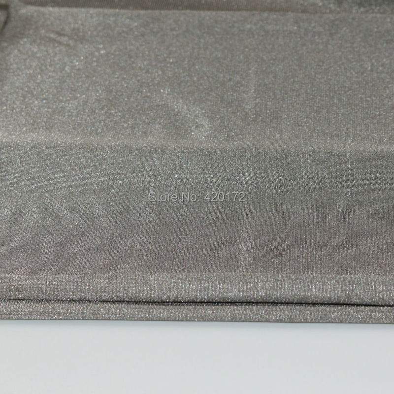 100 Silver Fiber Fabric Anti radiation Fabric 100 Silver Fabric With Low Price