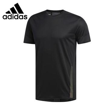 Original New Arrival  Adidas 25/7 TEE RUNR Men's T-shirts short sleeve Sportswear