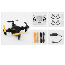 2.4G 4CH 6 Axis FPV Aerial Camera Aircraft Headless Mode 360 Degree Eversion RC Quadcopter