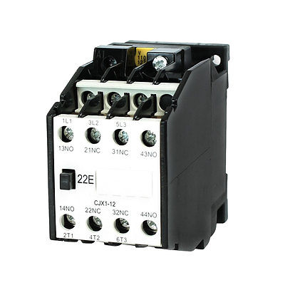 CJX1-12 AC Contactor 110V 50Hz Coil 12A 3-Phase 3-Pole 2NO + 2NC sand shell starfish pattern floor area rug