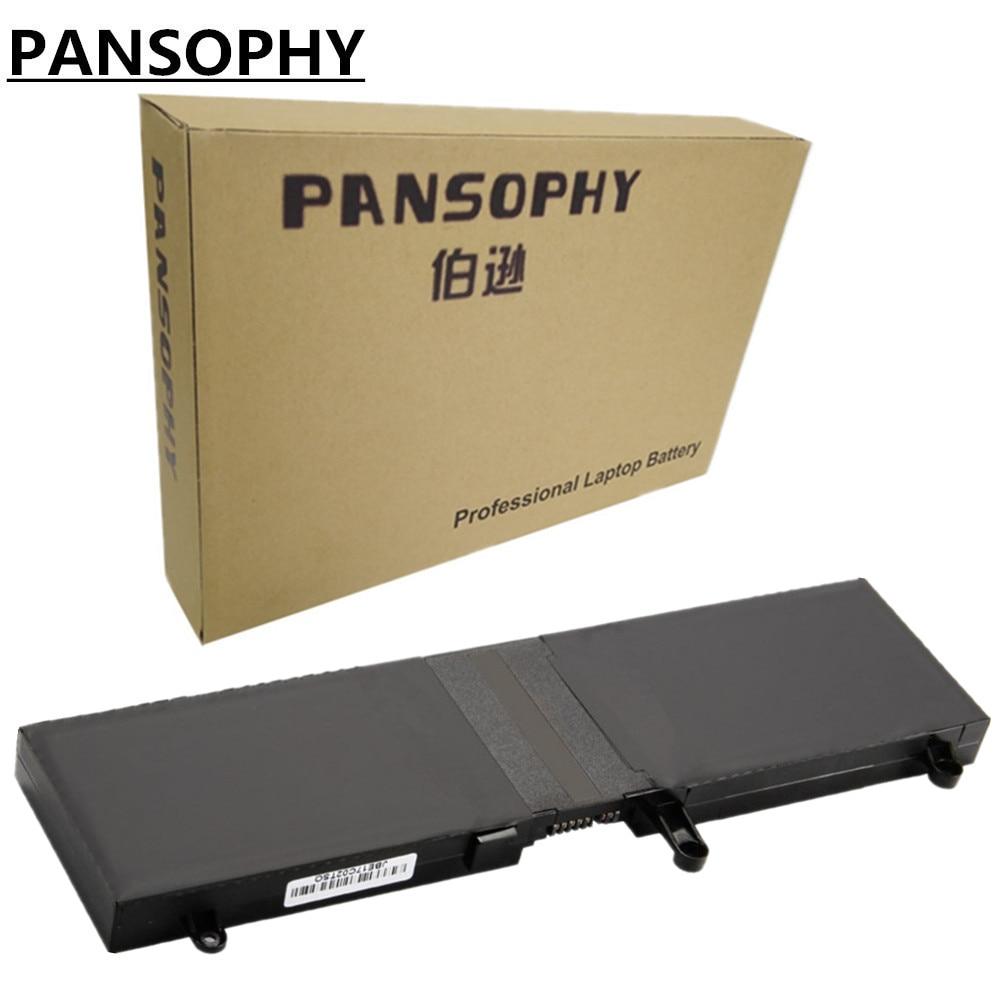 PANSOPHY 15V Laptop Battery C41-N550 For ASUS N550 N550J N550JA N550JV N550JK N550X47JV N550X47JV-SL Q550L Q550LF G550 G550J ROG intex 68610