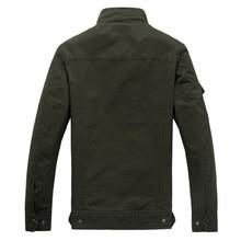 Cotton Denim Jean Military Jackets