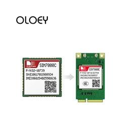 Simcom SIM7000E Lcc Emtc CAT-M1 Nbiot Module Quad-Band B3/B8/B20/B28  gprs/Edge: 900/1800Mhz