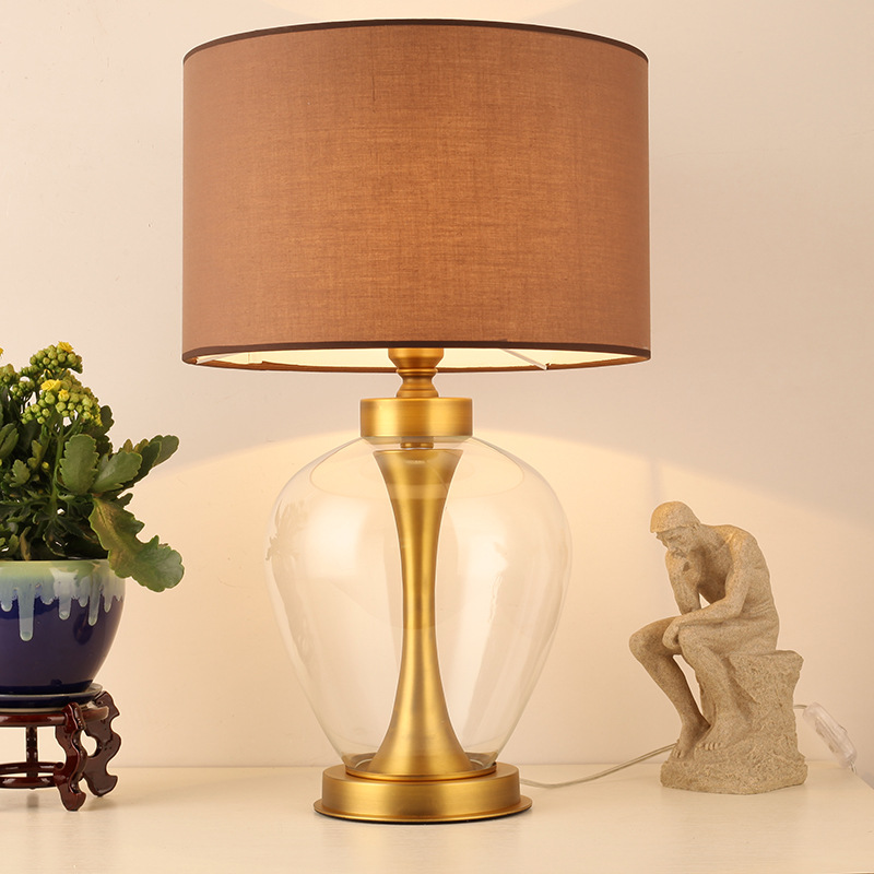 TUDA 37X60cm Free Shipping LED Table Lamps Simple Modern Bedroom Bedside Lamp Creative Fashion Decoration Table Lamp E27 free shipping modern dining table designs discount lamp shades