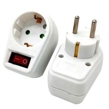Schaltbare Steckdosen Mit Schalter Steckdosenschalter Stecker Steckerschalter